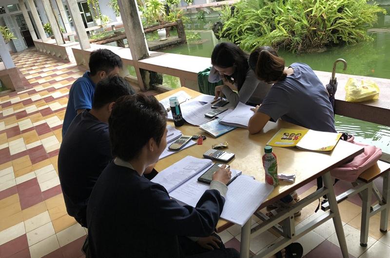 日本語研修教育